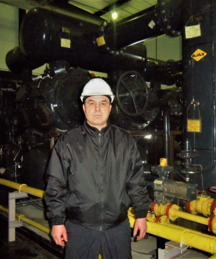 Супервайзинг сервисных работ компрессорных установок Ajax