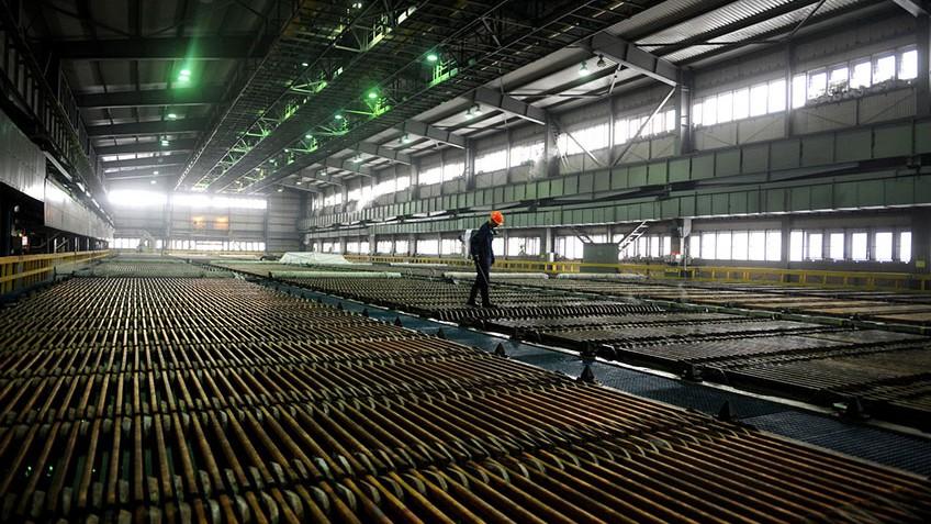 Разработка проекта по замене ВРУ на Риддерском металлургическом комбинате