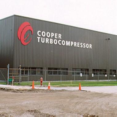 Продается центробежный воздушный компрессор 700 кВт Cooper Turbocompressor