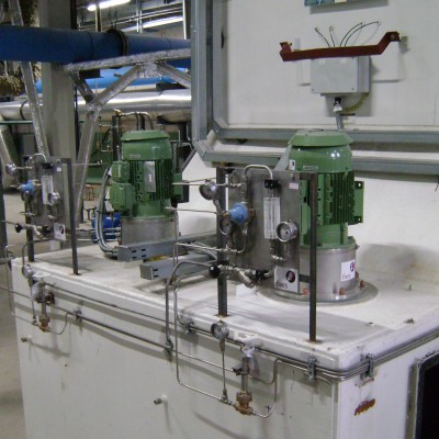 Пусконаладочные работы криогенных насосов Fives Cryomec AG