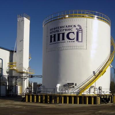 Резервуары для хранения и выдачи жидких криогенных продуктов
