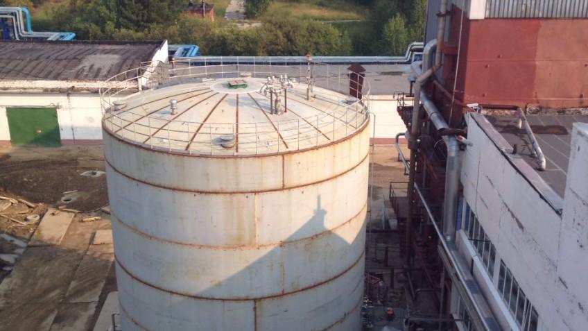 Завершены комплексные испытания криогенного резервуара в Томске