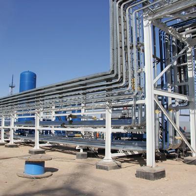 Наш первый крупномасштабный проект в Казахстане