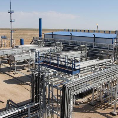 Производство СУГ из попутного нефтяного газа