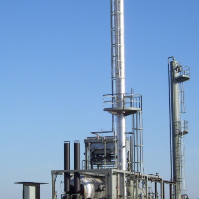 ADVANTAGES OF MODULAR APPROACH TO GAS PROCESSING