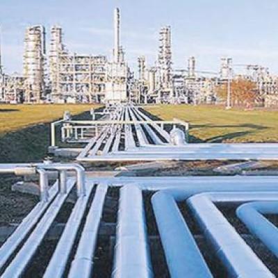 Подготовка природного газа к транспортировке в трубопроводе